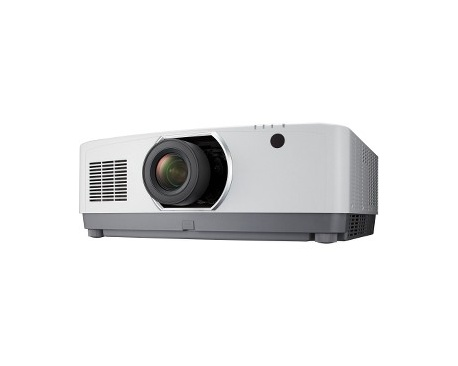 Proyector LCD NEC Display PA803UL - 3D Ready - HDTV - 16:10 - De Techo, Frontal - Láser/Fósforo - 20000 Hora(s) Normal Mode - 19