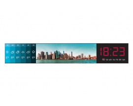 "LG 86BH7C Digital signage flat panel 86"" 4K Ultra HD Negro pantalla de señalización"