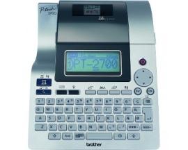 Impresora de etiqueta electrónica Brother P-touch PT-2700VP - Transferencia térmica - 10 mm/s Mono - 180 dpi - Etiqueta,