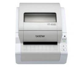 Brother TD-4000 Térmica directa 300 x 300DPI impresora de etiquetas