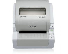 Brother TD-4100N Térmica directa 300 x 300DPI impresora de etiquetas