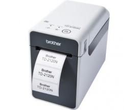 Brother TD-2120N impresora de etiquetas Térmica directa 203 x 203 DPI