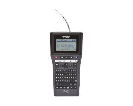 Impresora de etiqueta electrónica Brother PT-H500 - Térmica - 30 mm/s Mono - 180 dpi - Cinta - 3,50 mm, 9 mm, 6 mm, 12 mm