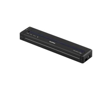 "Impresora térmica directa Brother PocketJet PJ763 - Monocromo - 300 dpi - 208,80 mm (8,22"") Ancho de Impresión - USB"