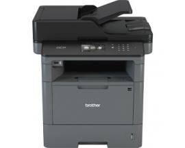 Impresora Láser Multifunción Brother DCP-L5500DN - Monocromo - Papel para imprimir sencillo - De Escritorio - Copiadora/Impresor