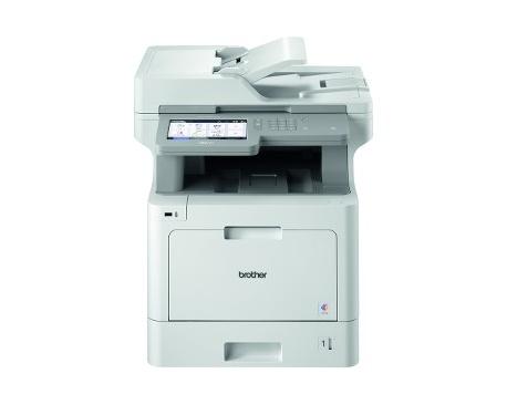 Impresora Láser Multifunción Brother Professional MFC-L9570CDW - Color - Papel para imprimir sencillo - De Escritorio - Copiador