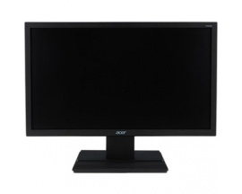 "Monitor LCD Acer V246HLbmd - 61 cm (24"") - LED - 16:9 - 5 ms - Inclinación de la pantalla ajustable - 1920 x 1080 - 16,7 Mil"