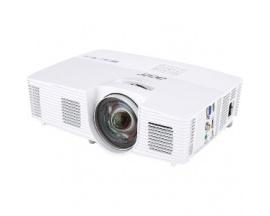Proyector DLP Acer H6517ST - 3D Ready - HDTV - 16:9 - 2,8 - OSRAM - 210 W - NTSC, PAL, SECAM - 4000 Hora(s) Normal Mode - 6000 H