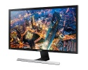 "Samsung LU28E590DS 28"" 4K Ultra HD LED Negro, Plata pantalla para PC LED display"