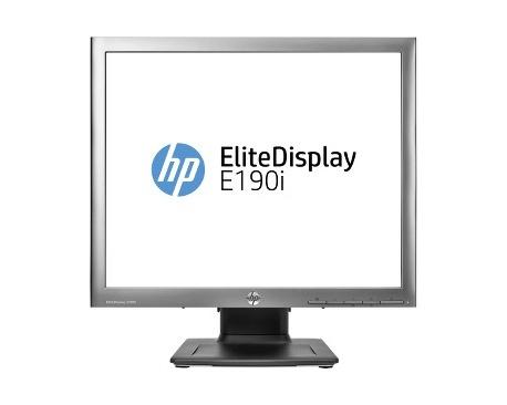 """Monitor LCD HP Business E190i - 48 cm (18,9"""") - LED - 5:4 - 8 ms - 1280 x 1024 - 250 cd/m² - 3,000,000:1 - SXGA - DVI -"""