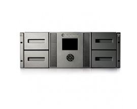 Librería de Cinta HPE StorageWorks MSL404848 Ranura para Cartuchos - 4U - Montaje en bastidor - Red (RJ-45) - Lector de código d