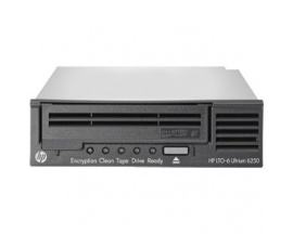 Unidad de Cinta LTO-6 HPE StoreEver - 2,50 TB (Nativo)/6,25 TB (Comprimido) - SAS - 133,35 mm Ancho - 1 Altura Altura - Interno