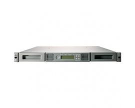 Autocargador de cinta HPE StoreEver - 1 x Unidad/8 Ranura para Cartuchos - LTO-6 - 1U - Montaje en bastidor - 15 TB (Nativo) / 3