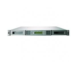 Autocargador de cinta HPE - 1 x Unidad/8 Ranura para Cartuchos - LTO-5 - 1U - Montaje en bastidor - 1 Buzón - 12 TB (Nativo) / 2