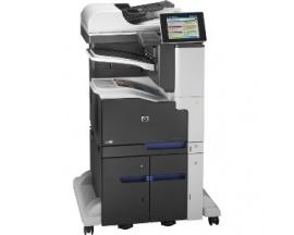 Impresora Láser Multifunción HP LaserJet 700 M775Z+ - Color - Papel para imprimir sencillo - Soporte para piso - Copiadora/Fax/I