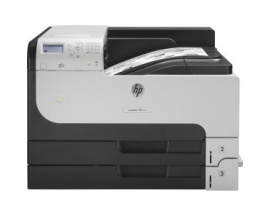 Impresora Láser HP LaserJet 700 M712DN - Monocromo - 1200 x 1200dpi Impresión - Papel para imprimir sencillo - De Escritorio - 4