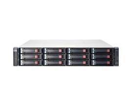 Sistema de almacenamiento SAN HPE 2040 - 2U - Montaje en bastidor - 12 x HDD admitido - 48 TB Capacidad de unidad de disco duro