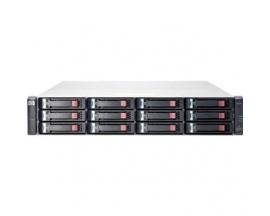 Sistema de almacenamiento DAS HPE 2040 - 2U - Montaje en bastidor - 12 x HDD admitido - 48 TB Capacidad de unidad de disco duro