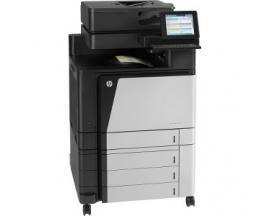 Impresora Láser Multifunción HP LaserJet M880z - Color - Papel para imprimir sencillo - Copiadora/Fax/Impresora/Escáner - 600 x