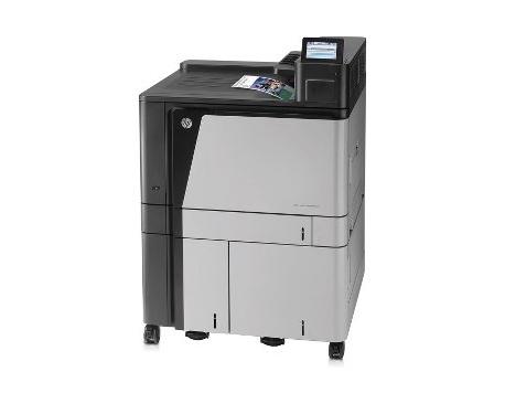 Impresora Láser HP LaserJet M855X+ - Color - Papel para imprimir sencillo - De Escritorio - A3, TamaDo personalizado - Imagen 1
