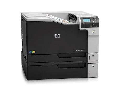 Impresora Láser HP LaserJet M750dn - Color - 600dpi Impresión - Papel para imprimir sencillo - De Escritorio - Duplex Print Auto