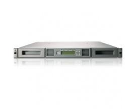 Autocargador de cinta HPE StoreEver - 1 x Unidad/8 Ranura para Cartuchos - LTO-6 - 1U - Montaje en bastidor - 15 TB (Nativo) / 5
