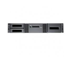 Autocargador de cinta HPE StoreEver MSL2024 - 1 x Unidad/24 Ranura para Cartuchos - LTO-6 - 2U - Montaje en bastidor - 72 TB (Na