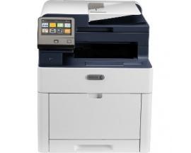 Impresora Multifunción LED Xerox WorkCentre 6515V/DN - Color - Papel para imprimir sencillo - De Escritorio - Copiadora/Fax/Impr