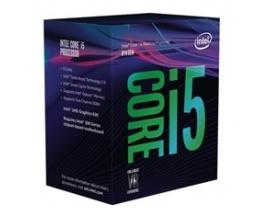 Micro. intel i5 8400 lga 1151 8ª generacion 6 nucleos/ 2.8ghz/ 9mb/ in box - Imagen 1