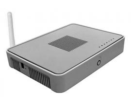 Thomson TG784 DSL Modem - Firewall Security - Voice over IP - Wi-Fi - 4-port 10/100 Mbps - Full FXO - 2 FXS POTS interfaces