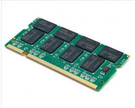 - 1 Gb SODIMM DDR333 Memoria 1 Gb SODIMM 200-pin PC2700/DDR 333 no ECC