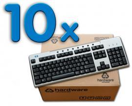 - Teclado PS2 Pack 10 Pack 10 Unidades: Teclado Extendido PS2 Castellano