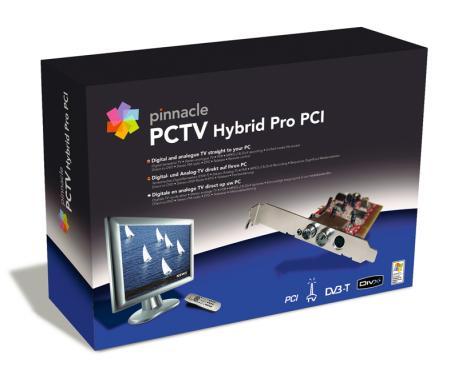 PINNACLE PCTV HYBRID PRO PCI - Imagen 1