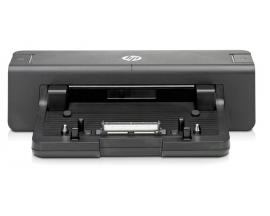 HP Docking Station A7E32AA Adaptador de corriente no incluido - Compatible con HP EliteBook 2170p, 8440p, 8460p, 8470p, 8470w, 8