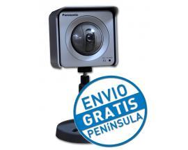 Panasonic BB-HCM531 1/4'' 320.000 pixel CCD - 2.8 lux - Motion detection - Motion JPEG - Up to 640x480 30 fps - RJ45