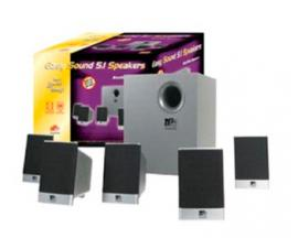 Altavoces Best Buy Easy Sound 5.1 - Imagen 1