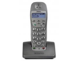 - ALCATEL Versatis Teclon Confort Teléfono inalámbrico ALCATEL Versatis Teclon Confort