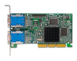 Matrox G400 16 Mb. Dual AGP Tarjeta Gráfica MATROX G400- AGP - 16 Mb. Dual