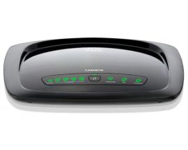 LinkSys WAG120N Router 802.11b/g/n - 1xADSL - 4xEthernet 10/100