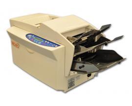 - PLEGADORA SECAP SI3200Doble alimentador automático de documentos - Alimentación de sobres de hasta 1 mm de grosor - Plegad