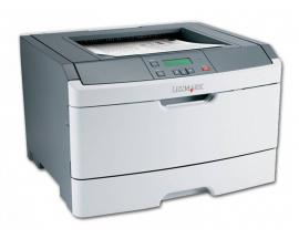 Lexmark E360 DN Tamaño de papel A4 · Dúplex · Blanco y negro 38ppm · Memoria RAM 32Mb. · Paralelo, USB, Red · Bandejas: 1x250/1x