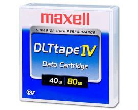 Cartucho MAXELL DLT 4 40/80Gb. - Imagen 1
