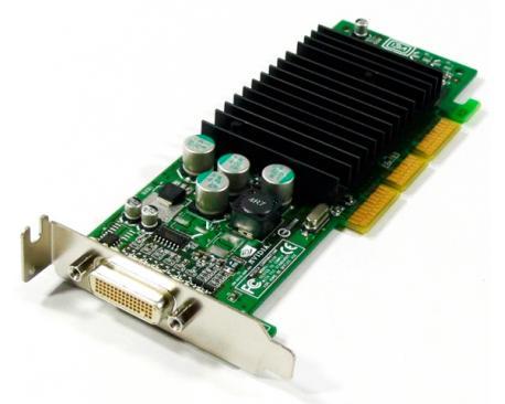 GeForce FX5200 AGP LP - Imagen 1