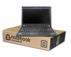 Lenovo ThinkPad X220 Intel Core i7 2620M 2.7 GHz. · 8 Gb. SO-DDR3 RAM · 320 Gb. SATA · COA Windows 7 Professional actualizado a