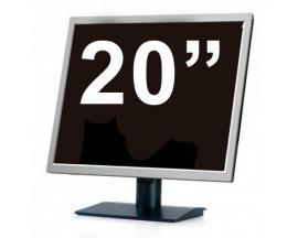 - TFT 20'' Grado B Monitores 20'' TFT - Pequeños arañazos o manchas en pantalla - Funcionamiento correcto - Válidos para entorno
