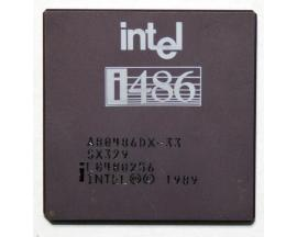 Intel 486 DX-33 Procesador Intel 486 DX-33