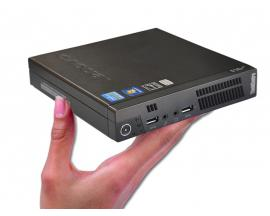 Lenovo ThinkCentre M92P Tiny Intel Core i5 3470T 2.9 GHz. · 8 Gb. SO-DDR3 RAM · 320 Gb. SATA · COA Windows 7 Professional