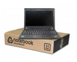 Lenovo ThinkPad X230 Intel Core i5 3380M 2.9 GHz. · 4 Gb. SO-DDR3 RAM · 320 Gb. SATA · COA Windows 7 Professional · Webcam · Lec