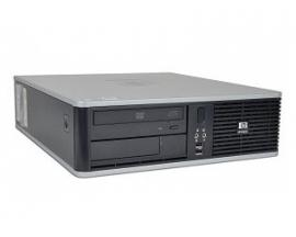 HP DC7800 SFF Intel Core 2 Duo E6750 2.66 GHz. · 4 Gb. DDR2 RAM · 80 Gb. SATA · DVD-RW · Ubuntu GNU/Linux - Imagen 1
