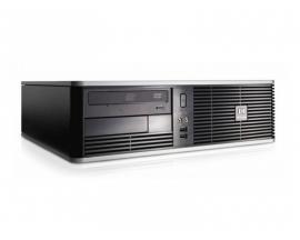 HP DC5800 SFF Intel Core 2 Duo E4500 2.2 GHz. · 4 Gb. DDR2 RAM · 80 Gb. SATA · DVD · Ubuntu GNU/Linux - Imagen 1